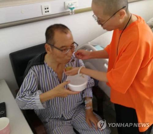 대만 민진당, 中 노벨평화상 수상자 류샤오보 석방 요구