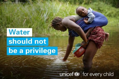 """마시는 물도 불평등…""""세계인구 30%, 오염된 물로 생존"""""""