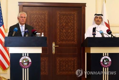 """UAE 장관 """"카타르와 단교 사태 오래갈 것"""""""