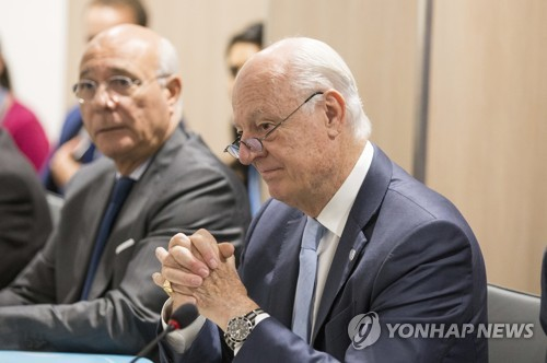 유엔 시리아 평화회담 또 빈손…양측 반감만 확인