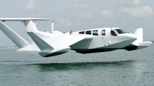 '배야 비행기야' 싱가포르서 세계 최초 위그선 상업용 등록