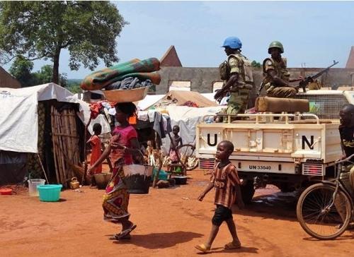 브라질, 아이티 이어 중아공 유엔평화유지군에 파병 추진