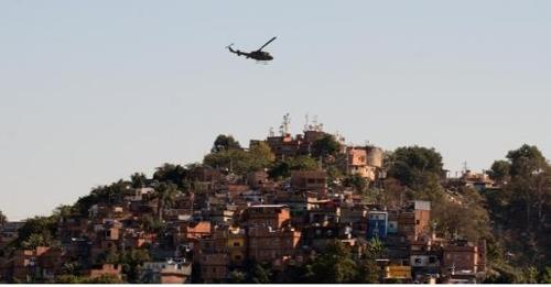 브라질 리우 빈민가서 경찰 또 피살…올해 71명째 사망