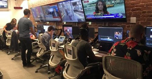 미 NBC '스냅챗'통해 헤드라인 뉴스쇼…'젊은층 겨냥'