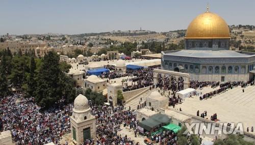 예루살렘 성지에 금속탐지기 설치 후 이-팔 갈등 고조