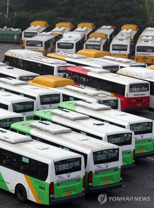 광주 시내버스 여름방학 기간 운행 감축
