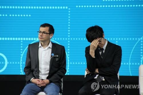 中커제, 22연승서 '스톱'… 24연승 이창호 기록 못넘어