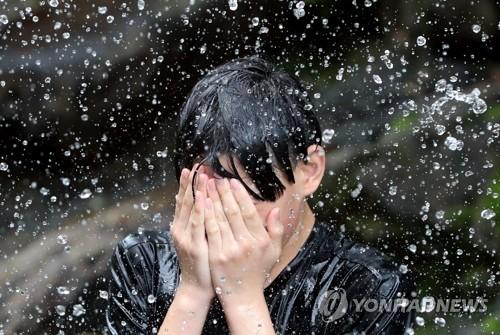 올해 들어 전북 12개 시·군 최고기온…부안 35.7도
