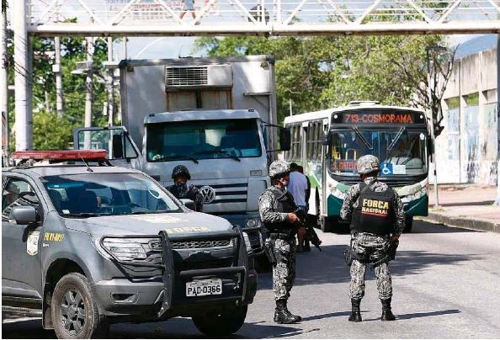 브라질 정부, 리우에 군·경찰 추가 투입…치안예산도 확충