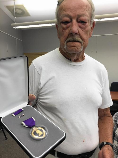 장진호전투 참전 美상이군인, 66년 뒤늦게 퍼플하트 훈장받아