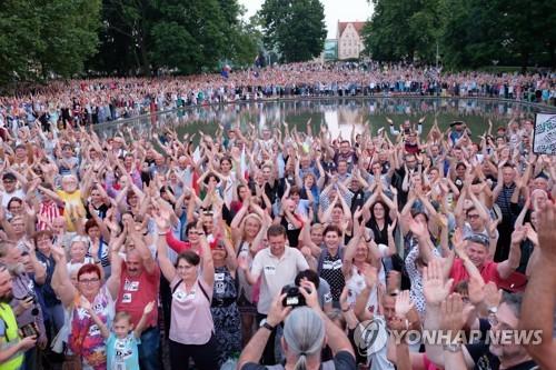 폴란드 '사법부 장악법'에 주변국 판사들도 반대