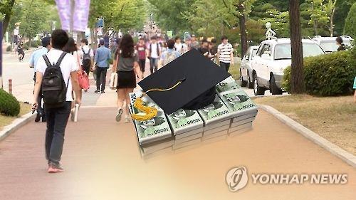 [文정부 경제정책] 공교육비 지원 확대…희망사다리 놓는다(종합)