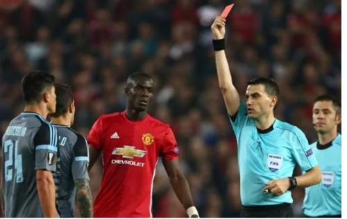 맨유 바일리, 슈퍼컵도 결장…UEFA 2경기 추가 징계