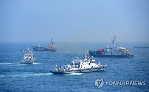 동해안 상반기 해양오염사고와 유출량 감소
