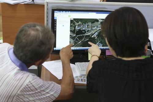 천안 폭우 피해액 490억…복구율은 67.1%