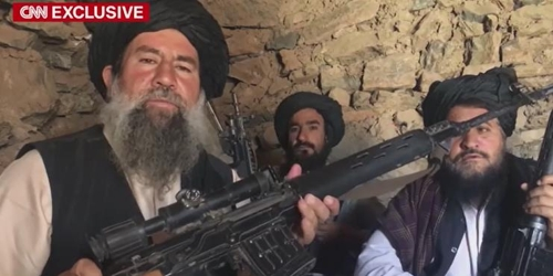 "CNN ""러, 아프간 탈레반에 무기 공급 정황""…영상 공개"