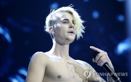 '악동 팝스타' 저스틴 비버, 월드투어 돌연 중단