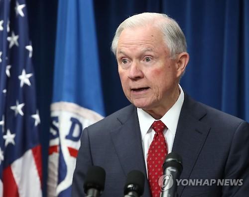 최측근 법무장관 연일 '공개모욕'하는 트럼프