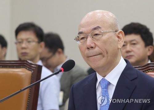 文대통령, 이효성 청문보고서 30일까지 재송부 요청