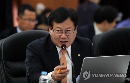한국당 이은권 의원 '가짜뉴스 삭제' 법안 발의