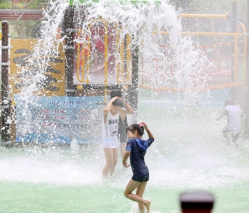 [충남소식] 서산시 야외 물놀이장 개장