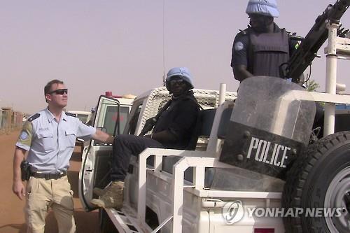 유엔 평화유지군 소속 독일 헬기, 말리 북부서 추락
