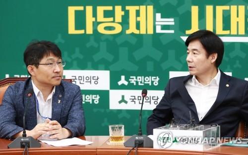 국민의당, 김이수-이유정 연계 여부 혼선…내일 의총서 결론