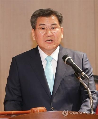 """박인규 대구은행장 사퇴설 일축…""""비자금 의혹 잘 대응하겠다"""""""