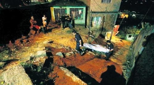 브라질 공공치안 '실종'…올해 상반기 2만8천220명 피살