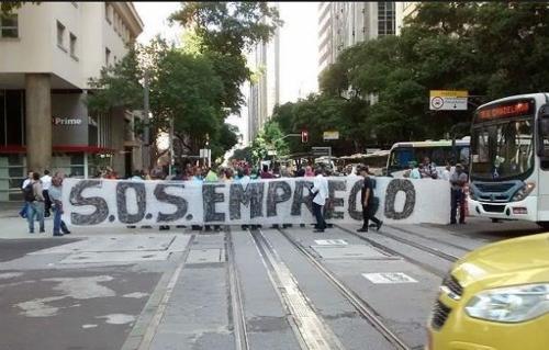 브라질 실업률 경제침체 이전 수준 회복에 최소 5년 걸릴 듯