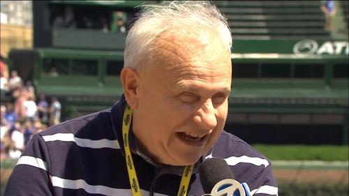 30년째 시카고 컵스 홈구장서 야구경기 전하는 맹인 기자