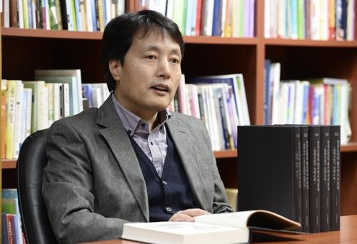 우현학술상에 김상엽 국외소재문화재재단 팀장