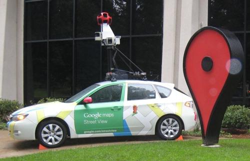 구글, 8년 만에 '스트리트 뷰' 카메라 업그레이드