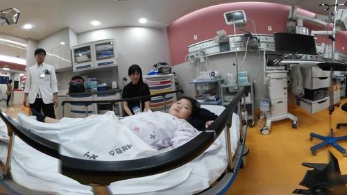 [VR현장] 응급실 1천평으로 확대된 병원…무엇이 달라졌을까