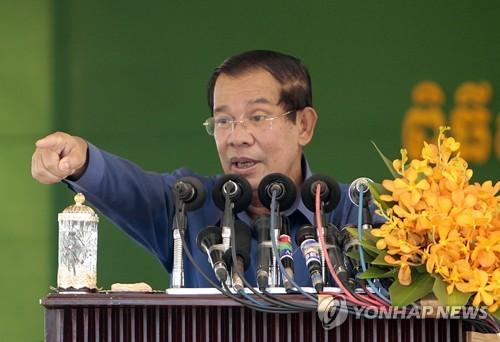 캄보디아 총리 집권연장 행보에 멀어지는 美, 더 밀착하는 中