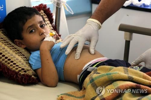 예멘 콜레라 사태 2010년 아이티보다 악화 우려