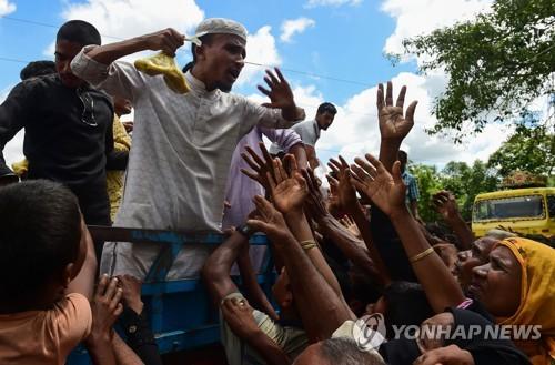 美 고위관리, 내주 미얀마 방문…'로힝야 인종청소' 개입하나