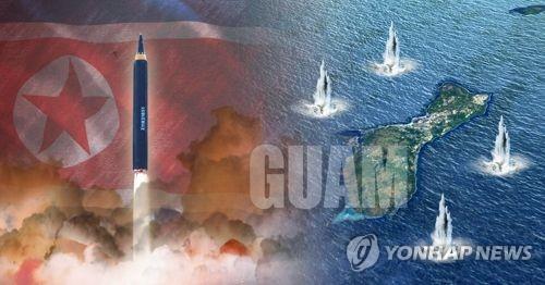"""갤럽 """"미국인 58%, 외교해법 실패시 대북 군사행동 지지"""""""