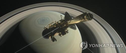 토성탐사선 카시니, 20년 여정 마치고 우주에서 '산화'(종합)