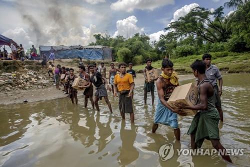 미얀마, 美 관리 로힝야 유혈사태 현장 방문 불허