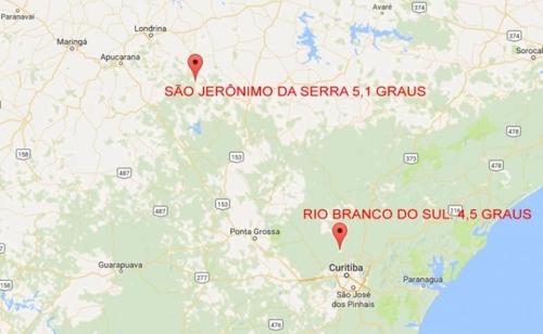 브라질 남부 두 차례 지진…인명·재산 피해 보고는 없어