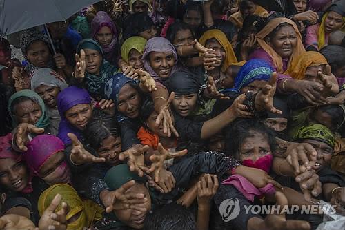 """미얀마 관영매체 """"국제사회, 로힝야족 일방적 주장만 믿어"""" 주장"""