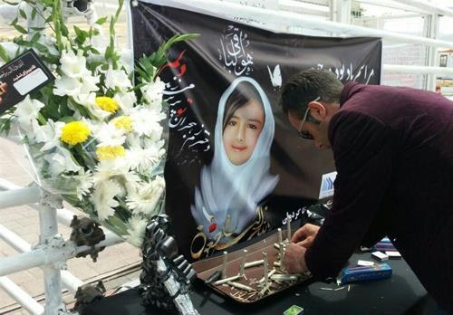 이란서 7세여아 성폭행·살해범 형확정 열흘 만에 공개처형