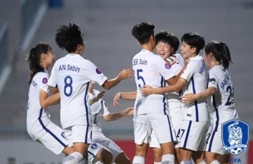 U-16 여자 축구, 일본 꺾고 결승진출…북한과 격돌