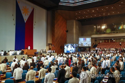'2만 원'으로 깎인 필리핀 인권예산 논란 끝 부활