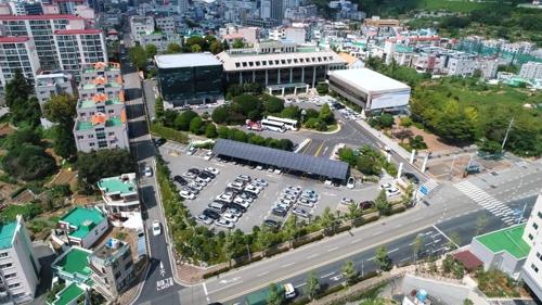 [통영소식] 통영시청 부설 주차장 내달 유료화
