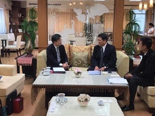 외교부, 태국정부에 한국산 철강제품 반덤핑 문제 제기