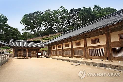 대장경 보관 해인사 장경판전 '세계 10대 아름다운 도서관'