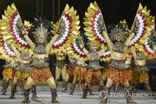원주 다이내믹 댄싱카니발…50만 명이 즐겼다