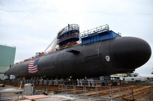 美, 최신예 버지니아급 공격형 핵잠수함 곧 추가 취역